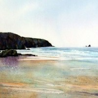 Spectra artists' Colours of Life exhibition at Harbour House, Kingsbridge
