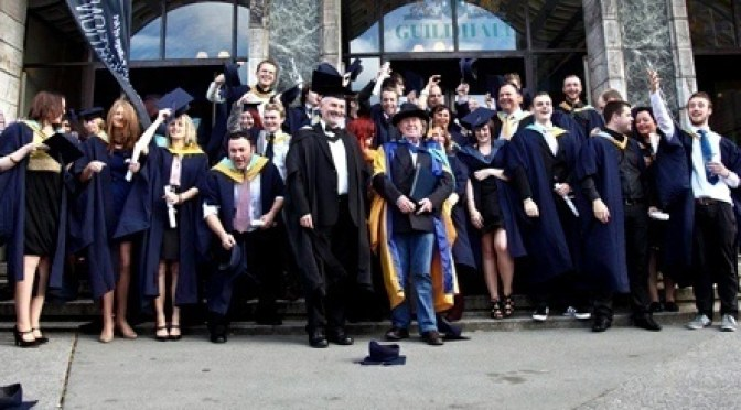Plymouth College of Art Graduation
