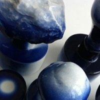 Devon Guild of Craftsmen get the blues