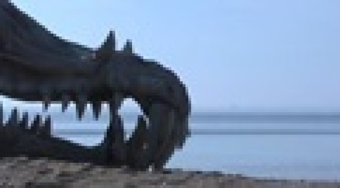 dragon at lyme regis