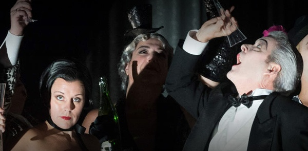 Powerful and seductive: the ENO breathes new life into Die Fledermaus