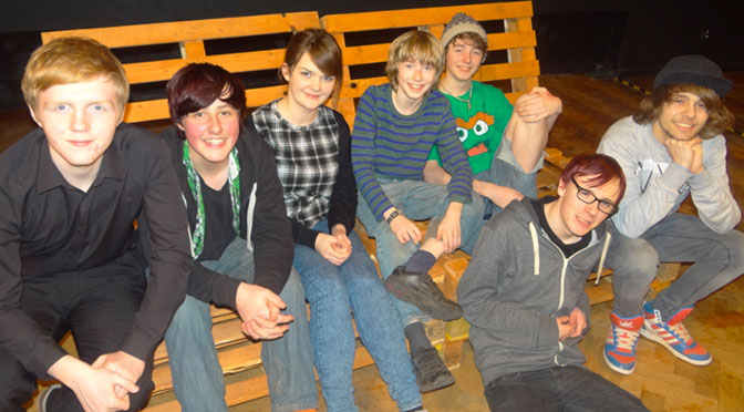 Forest of Dean Youth Theatre to perform at the National for Connections Festival