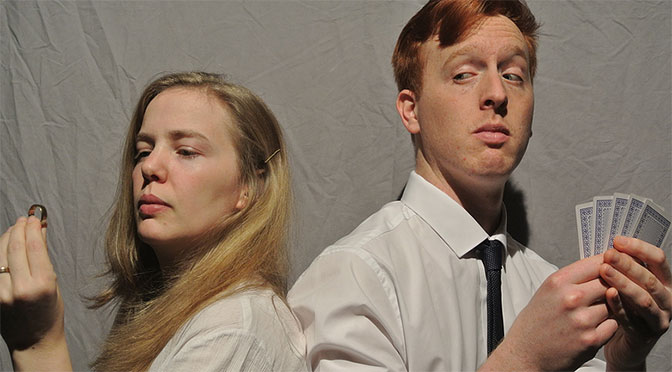 Mind games, miscommunication and emotional blackmail: TicTac Theatre's take on The Open Couple