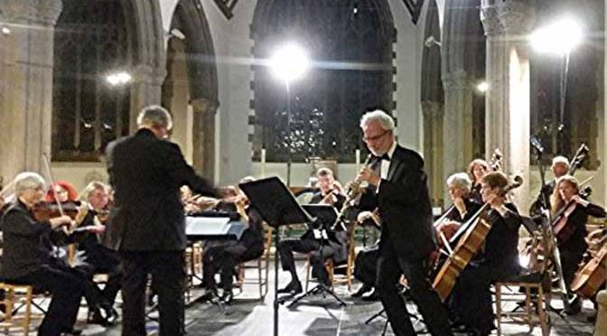 Ten Tors Orchestra and Andrew Knights