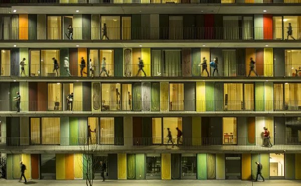 Award-winning architectural photography exhibition Building Images opens at Sto Werkstatt