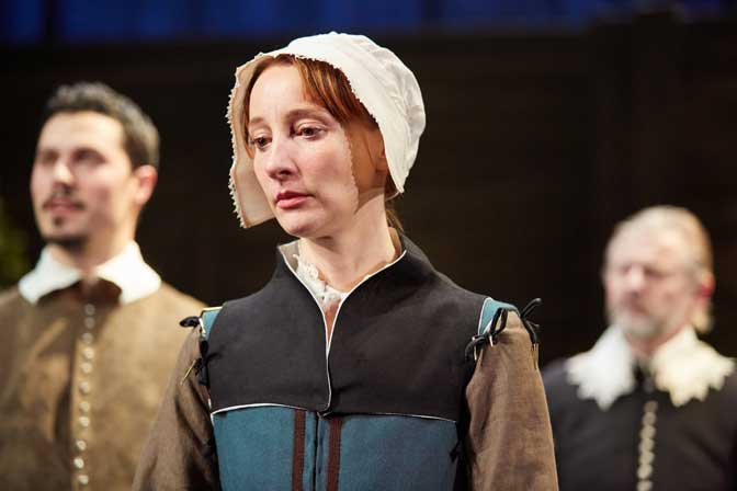'The contradiction between human desire and social convention': The Herbal Bed at the Exeter Northcott Theatre