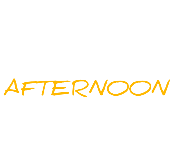 Live day afternoon schedule
