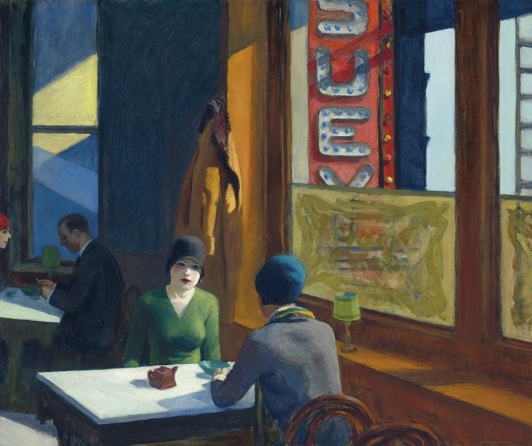La Chambre A New York Edward Hopper Edward Hopper A 91 2 Milioni Guida L 39asta Ebsworth Da