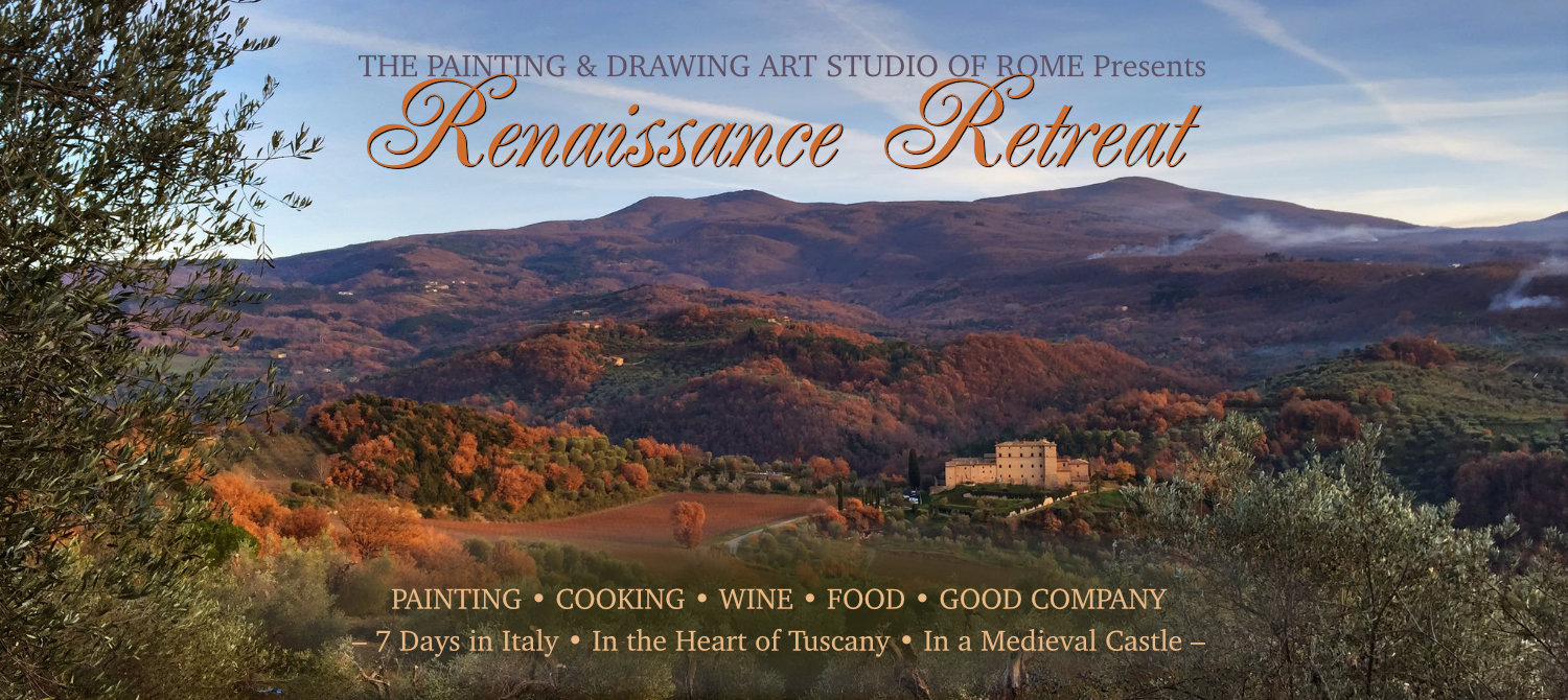 Velature Pittura In Inglese Workshop Di Pittura Ad Olio In Toscana Renaissance Retreat