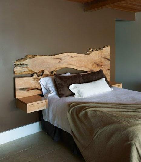 kütük ağaç yatak başı örnekleri (1)