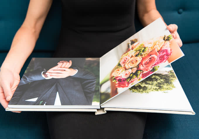 Custom Photo Albums Professional Albums Artsy Couture