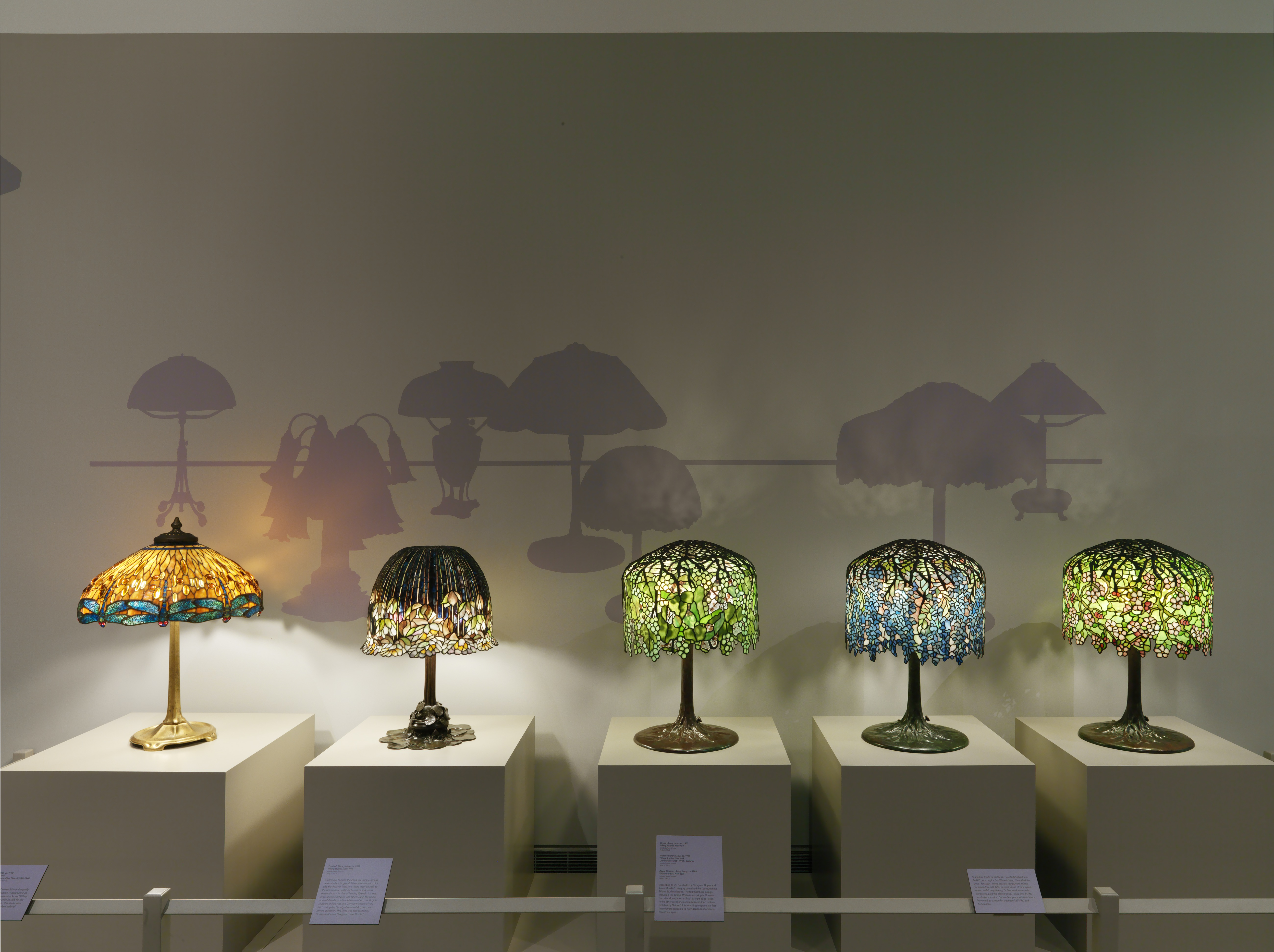 Lamp Method Price Inside The World S Largest Collection Of Tiffany Glass Lamps