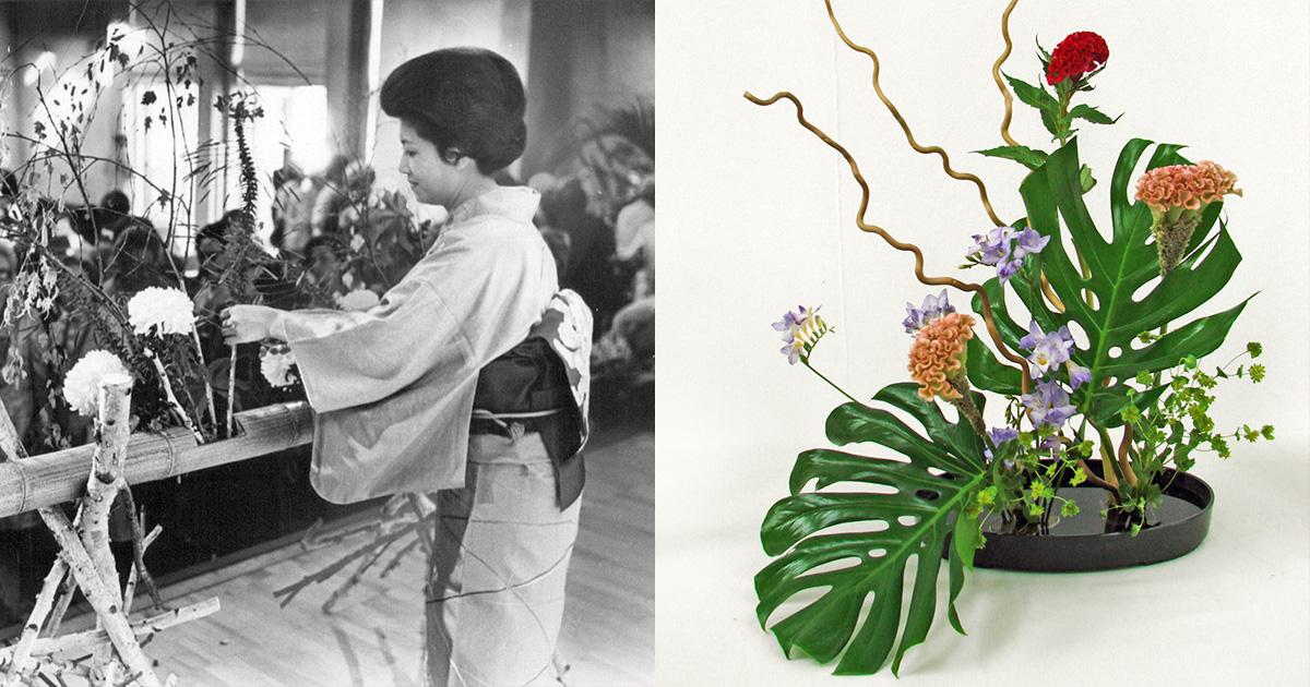 What Is Ikebana? The Japanese Art That\u0027s Making a Comeback - Artsy