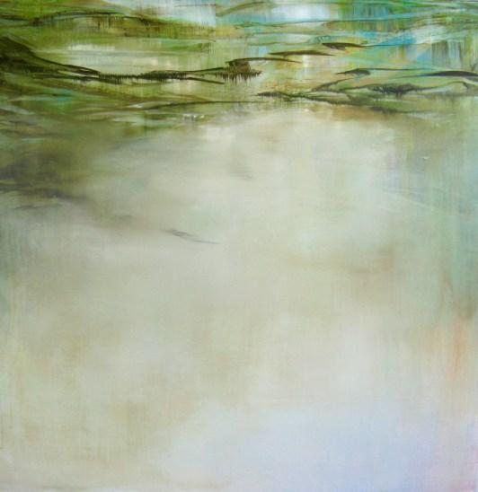 Frenz_Sweet Peace I_2017_acrylic on canvas_36x36x1.5