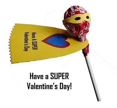10 Cute Valentine\u0027s with Suckers/Lollipops - Artsy Momma