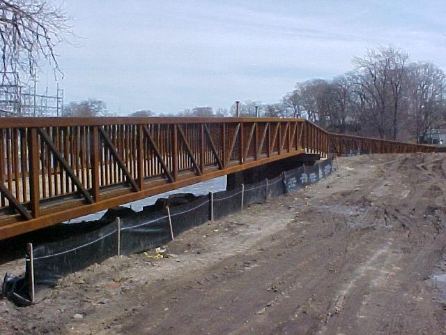 Steel Bridge Railing 3