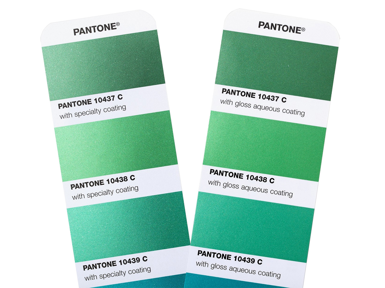 Pantone Grün Pantone® Metallics Guide Solid Coated | Artwareshop