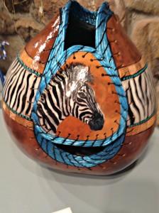zebra gourd