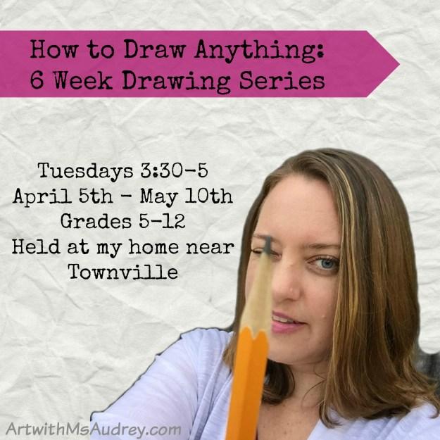Drawing series spring 2016