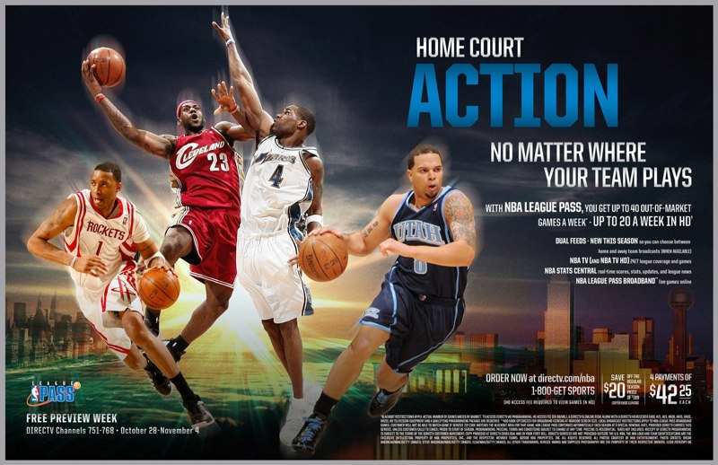 DirecTV - National Inserts