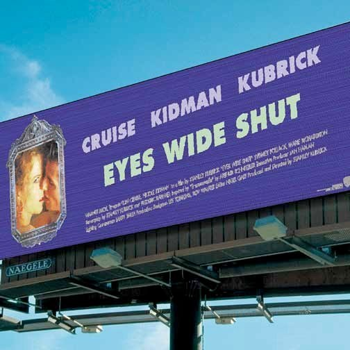 Billboard Design - Warner Brothers
