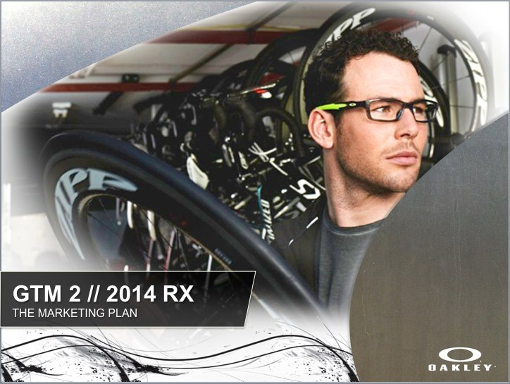 Merchandising Report - Oakley RX