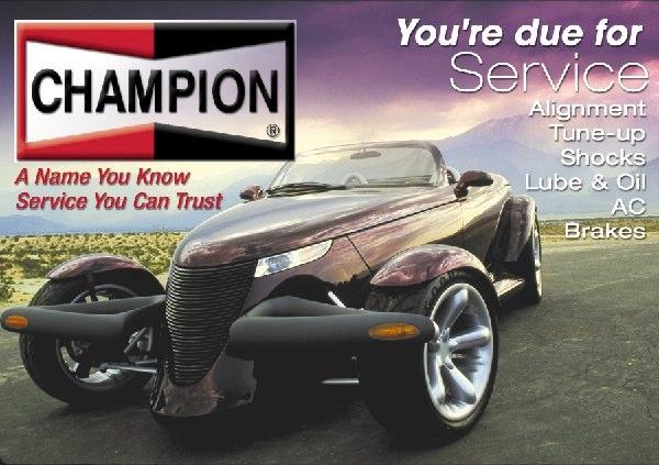 DM Design - Champion