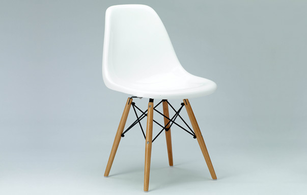 Eames Dsw The Eames Dsw (dining Side Shell Wood) | Arts Et