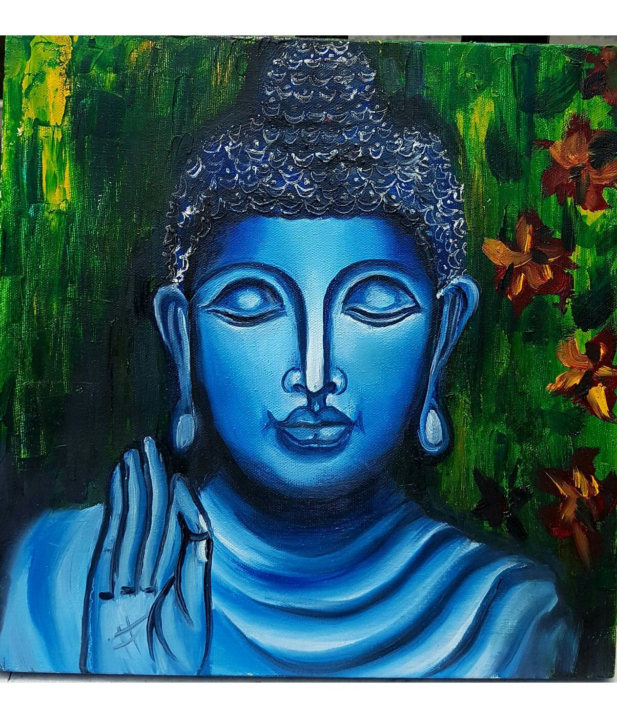 Buy Paintings Online Buy Buddha Paintings Online 39tranquil Buddha 39