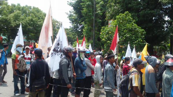 Aksi Demo