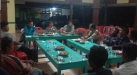 Pertemuan MDK di Desa Sumber Asri