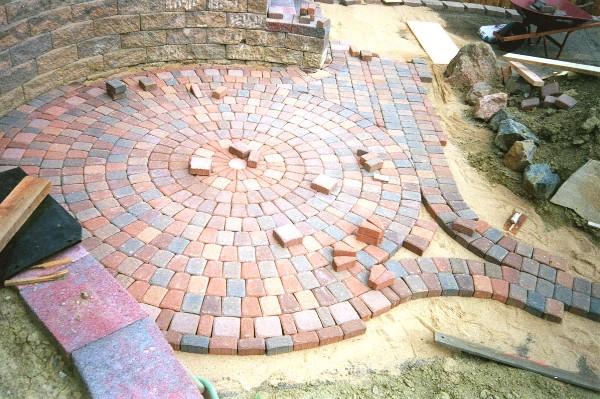 Leveling Sand For Patio Pavers Brick Pattern Pavers « Design Patterns