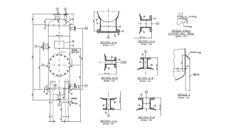 Design Calc\u0027s of Propane Pressure Vessel \u2013 Arveng Engineering