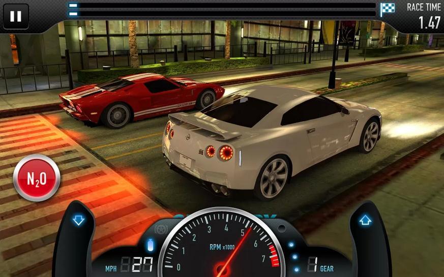 download game apk drag racing