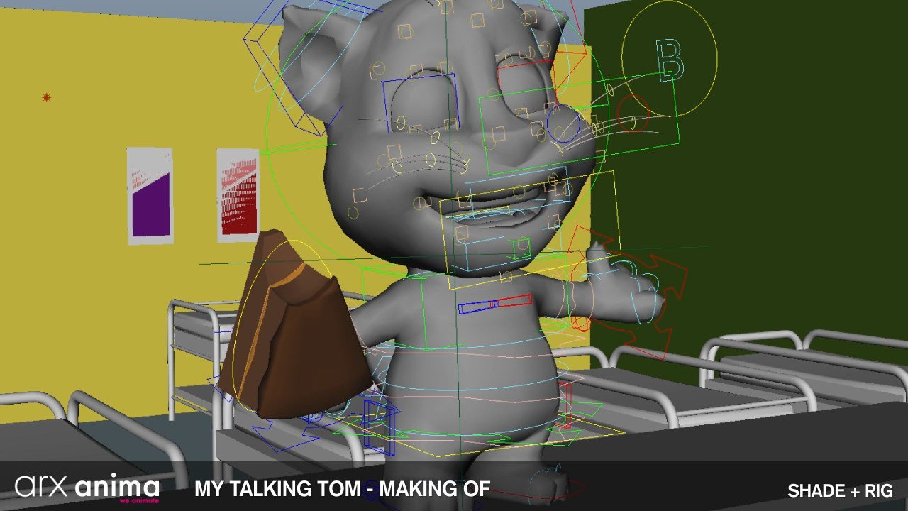 My Talking Tom Trailer