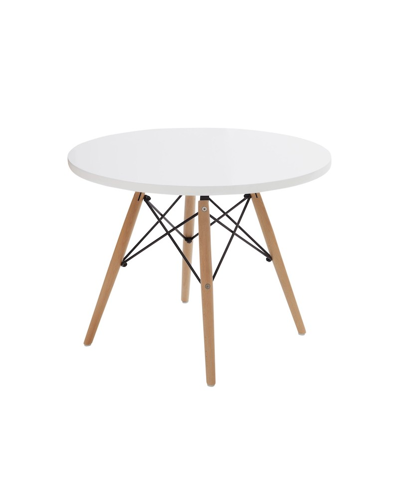 Eames Replica Eames Replica Side Table Round 60 Aryana Home