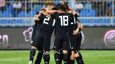 Argentina 4-0 Irak: resumen, goles y resultado - AS Argentina