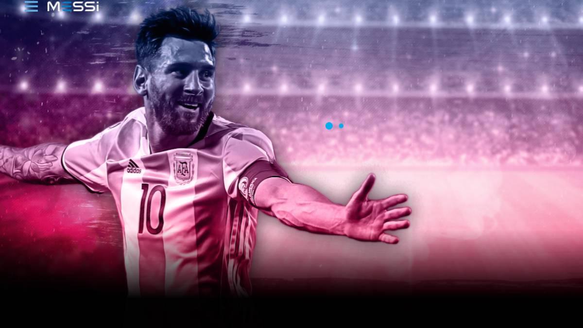 Iphone Wallpaper App Leo Messi Te Invita A Su Nueva P 225 Gina Web Y App Para