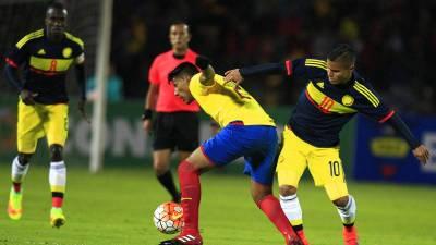 Ecuador 4 - 3 Colombia: Resultado, resumen y goles - AS Colombia