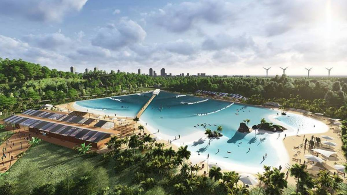Piscina En Madrid Surf Solia Anuncia Que Madrid Tendrá Un Wavegarden En 2020 As