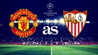 Manchester United vs Sevilla live stream online: Champions League - AS.com