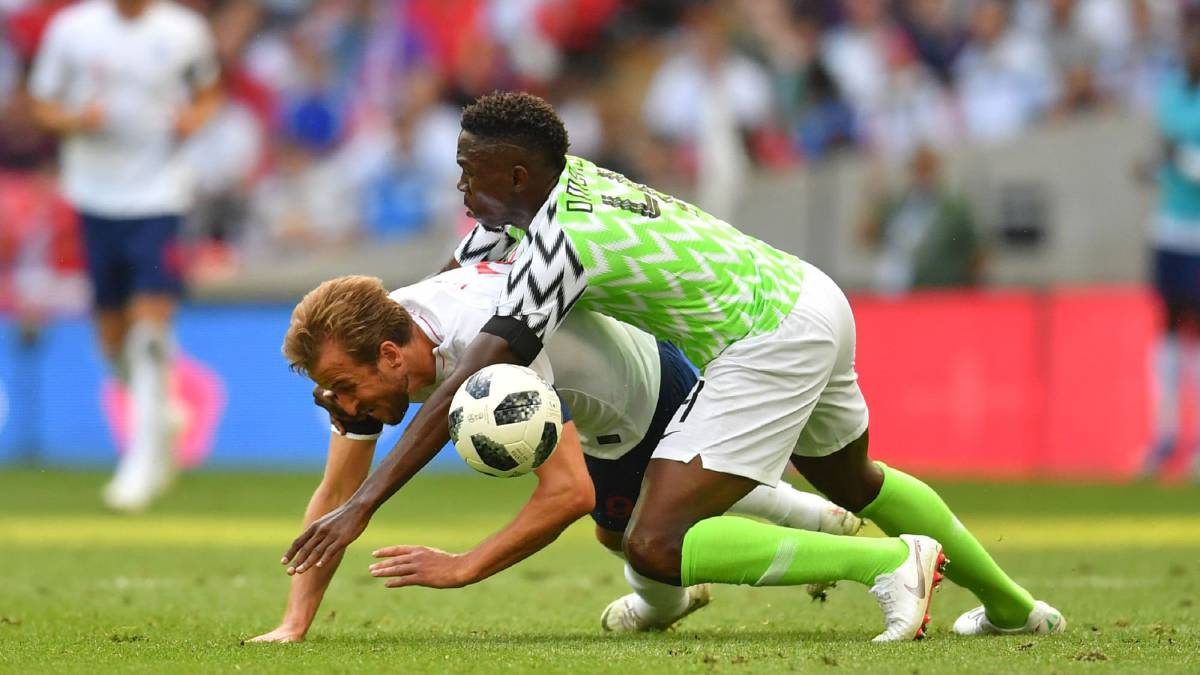 Live Match England Nigeria World Cup 2018 Friendly Match Live As