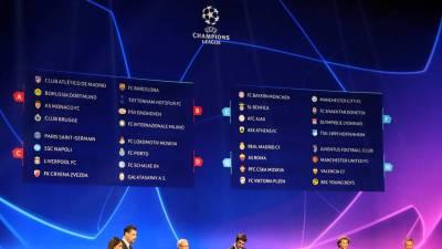 Uefa Champions League 2018/19 groups and award winners - AS.com