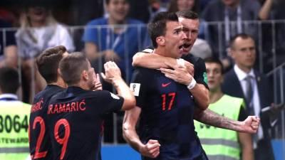Croacia 2 - 1 Inglaterra: resumen, resultado y goles. Mundial Rusia - AS.com