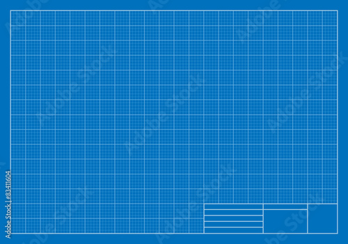 Drafting Blueprint, Grid, Architecture - Buy this stock vector and