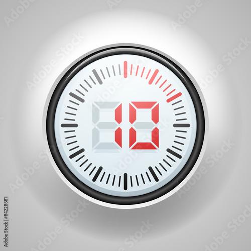 1o minutes timer - Yokkubkireklamowe