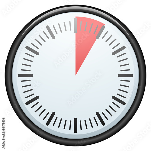 5 Minutes / 1 hour timer - Buy this stock illustration and explore