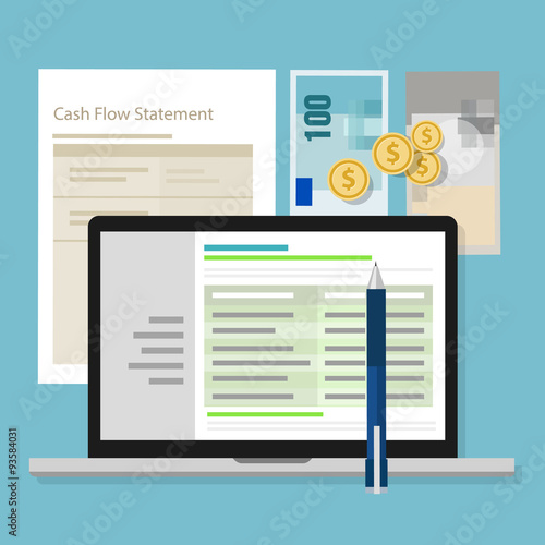 cash flow statement accounting software money calculator - Buy this