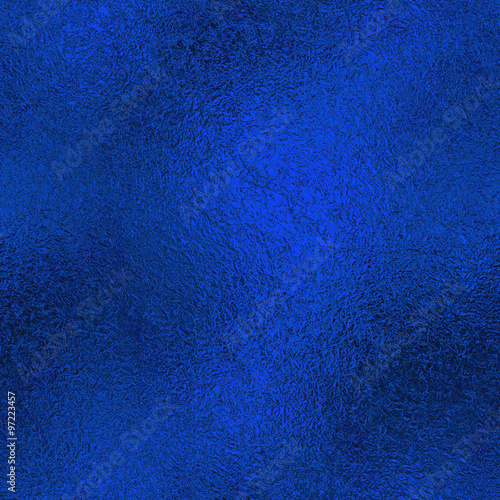 Blue Foil Seamless and Tileable Holiday Luxury and Shiny Background