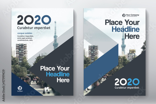 report cover templates